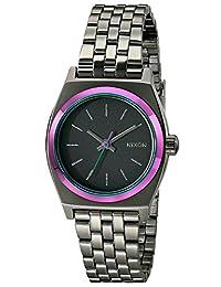 Nixon Women's A3991698 Small Time Teller Watch