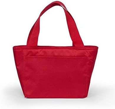 Ultraclub 8808 Ladies Cooler Tote Hot Pink One Size
