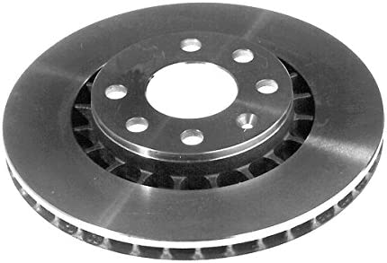 Vauxhall Cavalier Front Ventilated Delphi Brake Disc Set 256mm x 24mm 93182282