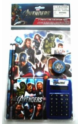 marvel avengers school supplies - 7