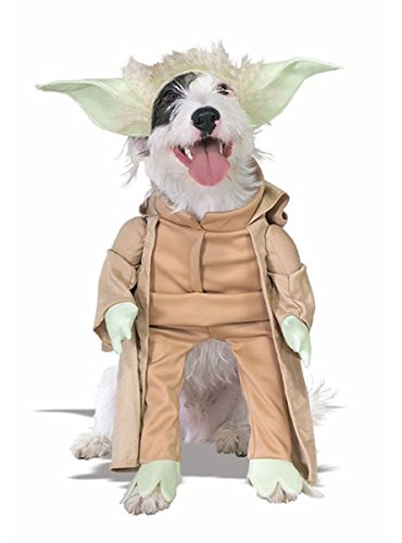 Rubie's Costume Co Yoda Pet Costume, Small, -