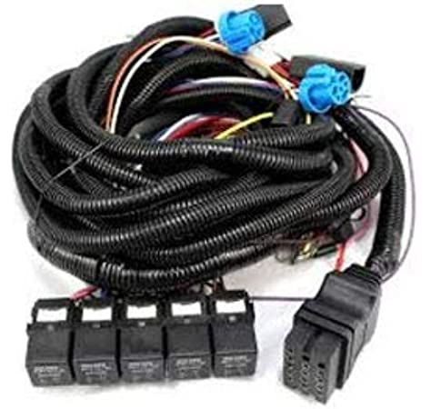 [DIAGRAM_0HG]  Amazon.com: Boss Part # MSC08001-2008-Up Vehicle Side Wiring Harness  13-Pin: Automotive | Truck Side Wiring Harness Boss |  | Amazon.com