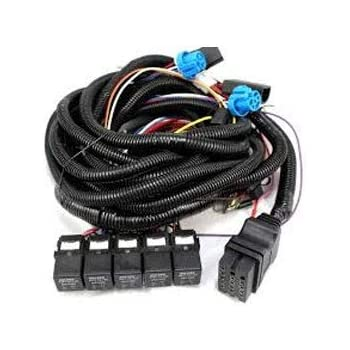 Terrific Boss Plow Wiring Harness For Sale Basic Electronics Wiring Diagram Wiring 101 Capemaxxcnl