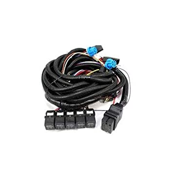 Amazon.com: Boss Part # MSC08001 - WIRING HARNESS 13PIN VEH ... on boss snow plow wiring harness, boss plow light wiring diagram, boss v-plow wiring, boss 16 pin wiring harness, boss wiring harness install, boss speakers, atv wiring diagram, polaris trailblazer 250 parts diagram, boss stereo wiring diagram,
