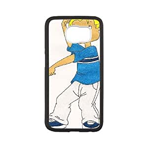 Samsung Galaxy S6 Phone Case Cover White Disney The Weekenders Character Tino Tonitini EUA15981897 Personalized Phone Case Cover Sports