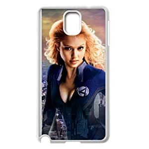 Fantastic Four Samsung Galaxy Note 3 Cell Phone Case White P6699596
