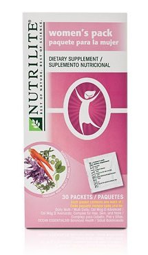 Nutrilite Nutrilite%C2%AE Womens Pack 30 Packets product image