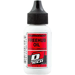 Dumonde Tech Freehub Oil One Color, 1 oz.
