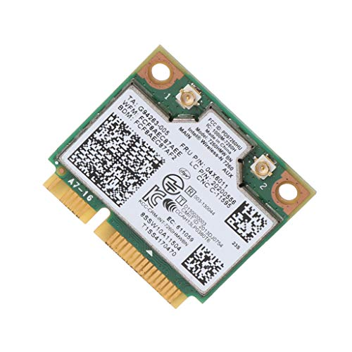 Intel Wireless 7260NGW BT 4.0 BN WiFi NGFF Wlan Card 300M 04X6011 for Lenovo