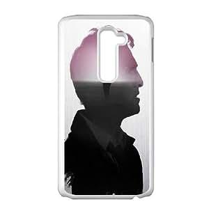 LG G2 Cell Phone Case White True Detective Rust SLI_680572