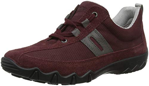 Hotter EXF Rosso Sneaker 136 Donna Leanne Maroon q0rqZz