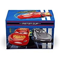 Disney/Pixar Cars Fabric Toy Box