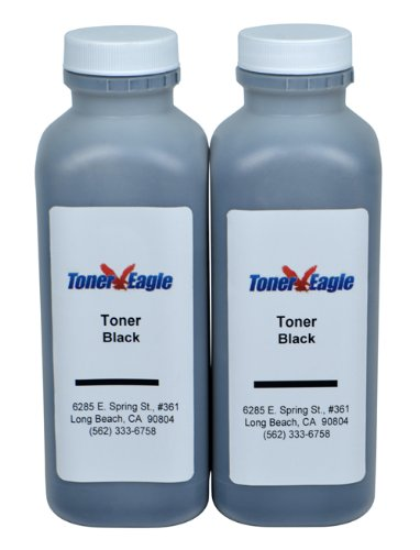 Canon Fax L800 L900 L9000 L9500 FX-4 Two (2) Black Toner Refill Kits. Refills H11-6401-220. Manufactured by Toner Eagle. FREE 2 Day U.S. Shipping.