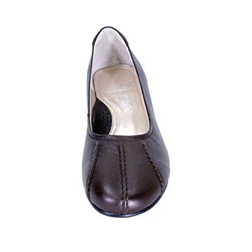 comfort classic brown kori dress peerage width wide leather elegant