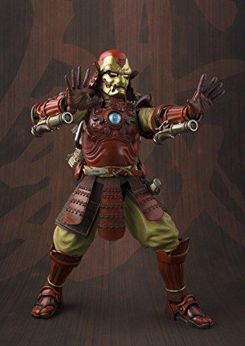 Bandai Tamashii Nations Manga Realization Samurai Iron Man Marvel Action Figure 4