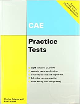 Essential Practice Tests: CAE Without Answer Key (Exam Essentials)