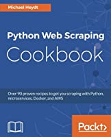 Python Web Scraping Cookbook Front Cover