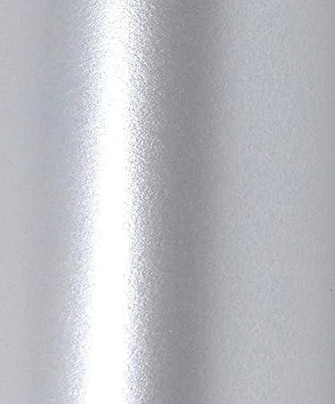 20 x A4 plata brillo nacarado papel 120 g/m², doble cara, apto para inyección de tinta y láser impresoras