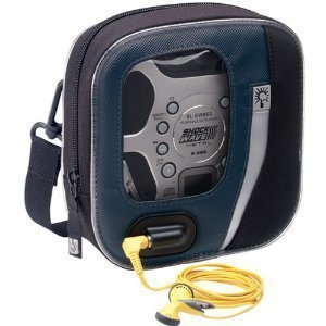 Case Logic, IncCASE LOGIC NYLON PORT CD (DMY-1) - - Case Logic Portable Headphones