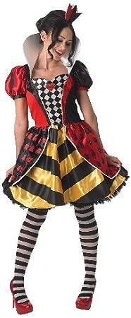 Rubies s – Disfraz de Alicia en el país de Las Maravillas Rojo ...