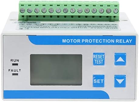 Protector del motor integrado trifásico, monitor de protección ...