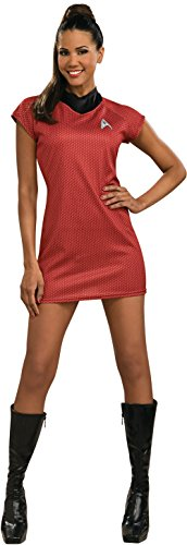 Star Trek Movie Deluxe Red Dress, Deluxe Small
