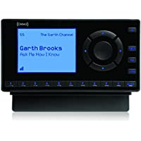 XM- XEZ1H1 Onyx EZ Satellite Radio with Home Kit- Black
