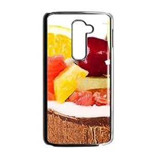 Fresh fruits nature style fashion phone case for LG G2