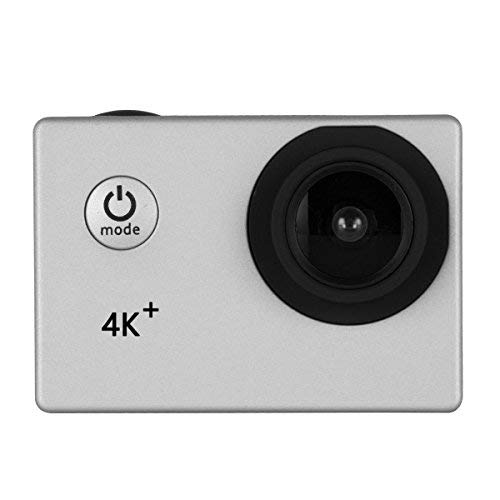 12MP Raw Image 4K+ Action Camera Sports Cam with 4k/60fps Resolution EIS Live Stream [並行輸入品] B07H5GTH4G