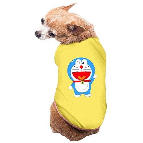 (PIPI The Popular Cartoon Character Doraemon Fashion Dog Clothes)