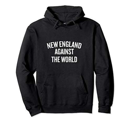 New England Against The World T-shirt Halloween Christmas Fu