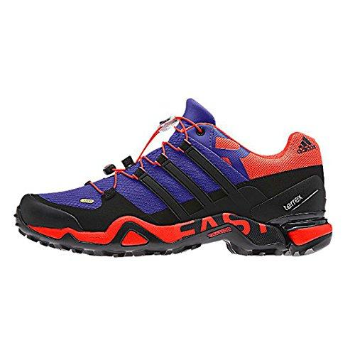 Adidas Heren Terrex Fast R Schoen Solar Rood / Nacht Flash / Zwart