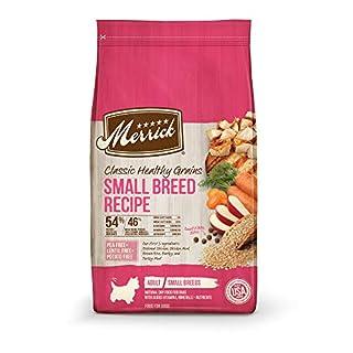 Merrick Classic Healthy Grains Dry Dog Food Small Breed Recipe - 12.0 lb Bag