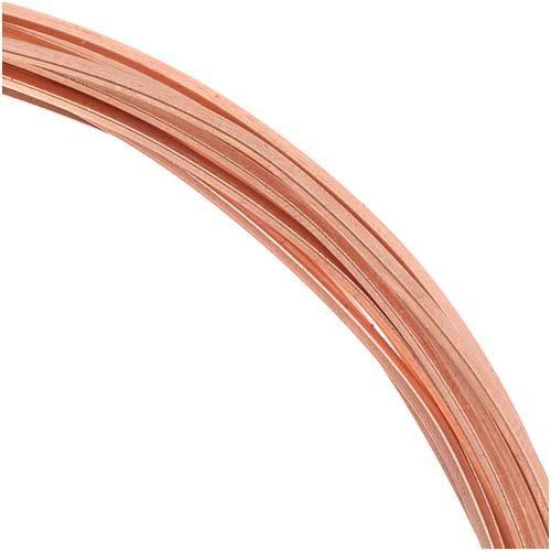 Beadaholique WPC 61831 Gauge Square Copper product image