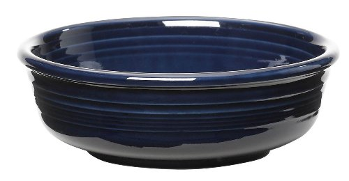 Fiesta Dinnerware Soup and Cereal Bowl Cobalt Blue -