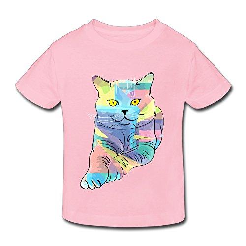 Cotton Cutie Animal Cat Toddler Kid Shirts