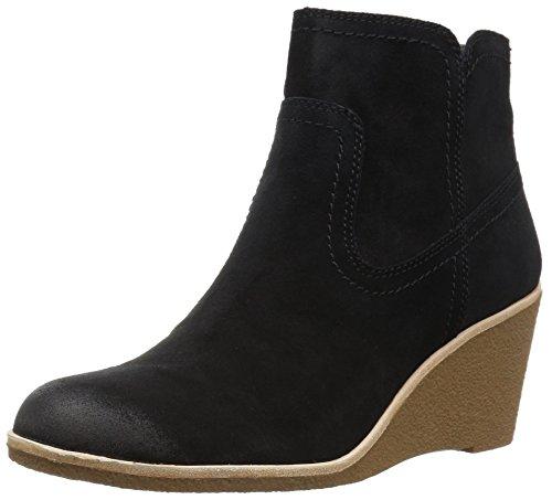 1 Negro Chelsea G Boot Rosen Co H para Bass mujer qIwzI87