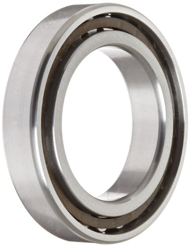 NSK N1012BTCCG5P4 Super Precision Cylindrical Roller Bearing, Single Row, ABEC 7 Tolerance, Cylindrical Bore, Light Outside Diameter, Special Radial Clearance, Polyamide Cage Material, Metric, 60mm Bore, 95mm OD, 0.709