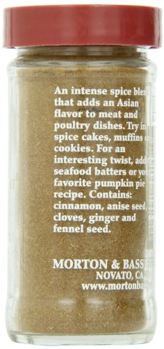 Morton & Basset Spices, Chinese Five Spice, 1.9 Ounce (Pack of 3) by Morton & Bassett (Image #2)
