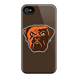 Excellent Iphone 6 Cases Tpu Covers Back Skin Protector Cleveland Browns 2