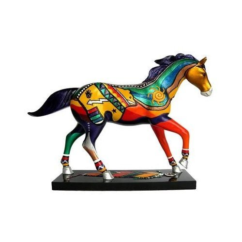 - Trail of Painted Ponies - Native Essence Figurine - Retired by Westland Giftware - 12305