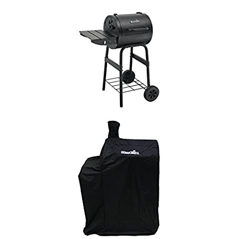 American Gourmet Charcoal Grill 225 with Charcoal Grill Cover (Char Broil Leg)