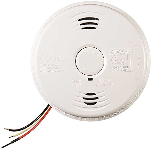 KIDDE WORRY FREE WIRE CARBON MONOXIDE