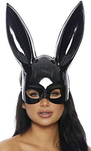 Black Bunny Mask (Bunny Mask Black)