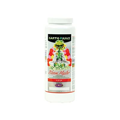 Hydroorganic-Earth Juice Bloom Master 0-50-30, 1 Pound