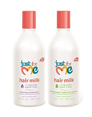 Just for Me Hair Milk Set - Silkening