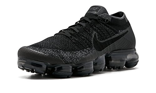 Noir Grey Air Homme Nike Flyknit Dark Anthracite Trail 007 de Vapormax Chaussures Black Uqxa0