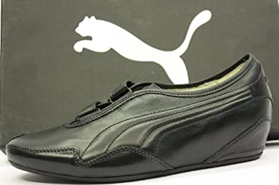 Puma Speed Cat RE-Luxe Sandstone Leather Black Label, pointure:eur 37