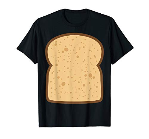 Sliced Bread Toast Matching Shirts DIY Halloween -