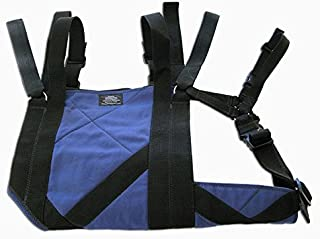 product image for ANIMAL SUSPENSION TECHNOLOGY GET-A-Grip Dog Harness - Large - Blue - Lift Harness for Dogs - Support for Injured OR WEAK Dogs - Mobility AID/Rehab Harness